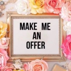 Other - ❤ ALL REASONABLE OFFERS ACCEPTED! ❤